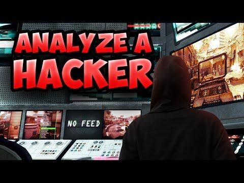 BO2 SnD Analyze a Hacker - Aimbot with no skill
