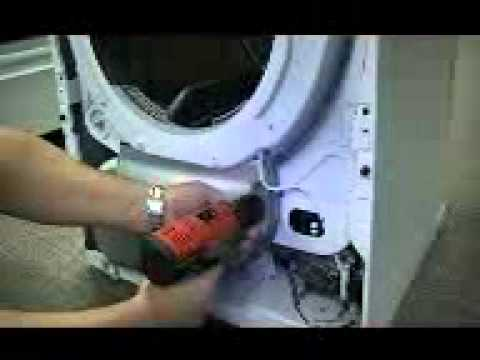 LG Dryer Drum Replacement