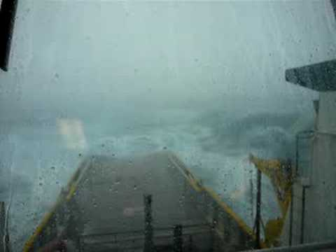 cyclone vs supply boat