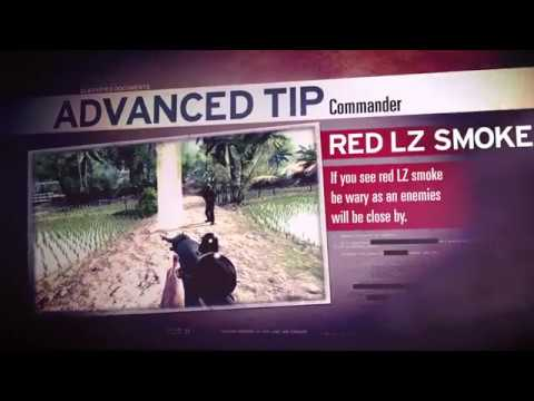 Rising Storm 2: Vietnam Tutorial Videos 12 - Commander