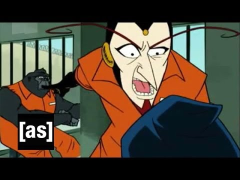 Cold Diarrhea | The Venture Bros. | Adult Swim
