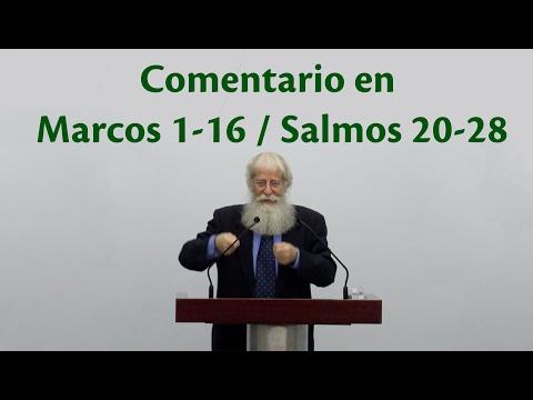 Comentario en Marcos 1-16 / Salmos 20-28 - José Herrera