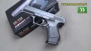 Airsoft pistol Galaxy G19 Spring 6mm