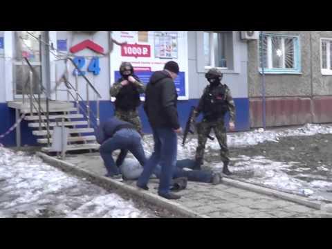 В Иркутске при попытке ограбить банк задержаны трое налётчиков