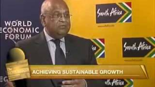 Pravin Gordhan - South African Finance Minister