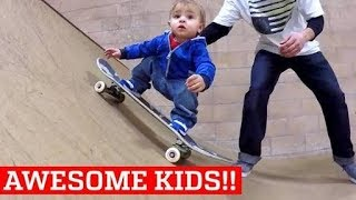 MOST AWESOME KIDS OF 2018