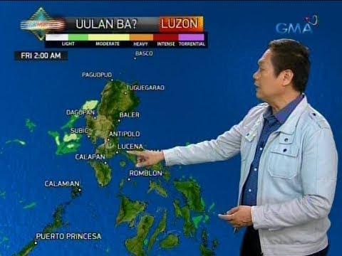 24 Oras: Madalas na thunderstorms, senyales ng papalapit na tag-ulan