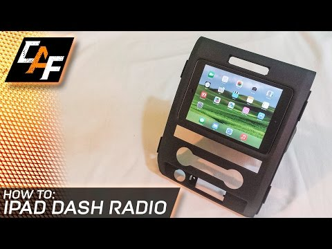 iPad as a Car Dash Radio? Build Process Overview – CarAudioFabrication