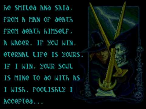 Chakan The Forever Man - Intro