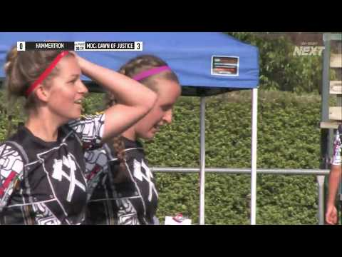Semi Final NZMUC 2019 | Ultimate Frisbee | Sky Sport Next