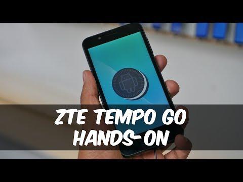ZTE Tempo Video clips - PhoneArena