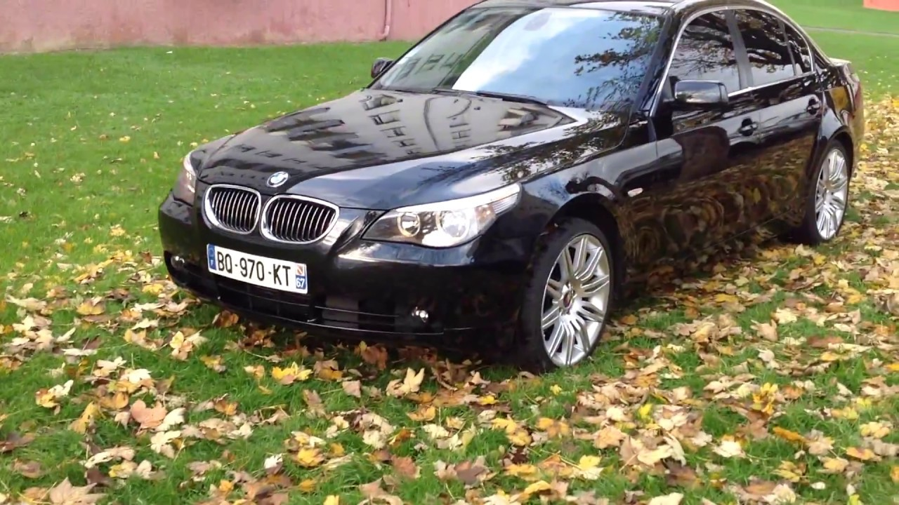 bmw e60 530d 2006 231cv youtube. Black Bedroom Furniture Sets. Home Design Ideas