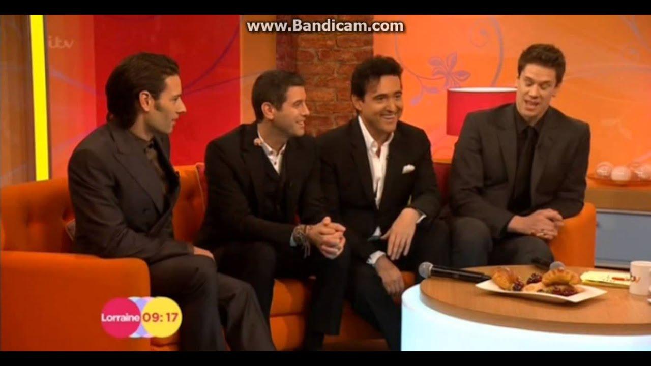 Il divo interview memory lorraine itv1 26 11 2013 - Il divo translation ...