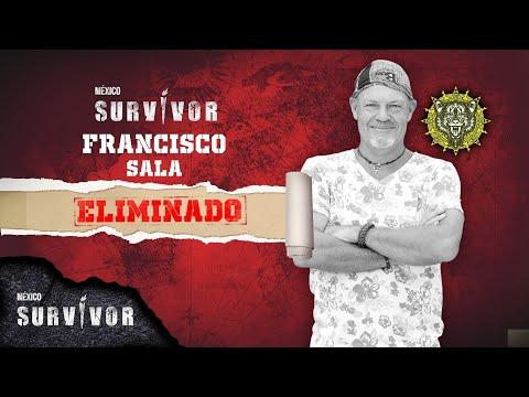 ¡Francisco es eliminado de Survivor México! | Survivor México