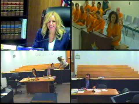 Judge Ruppe First Appearance May 8, 2018