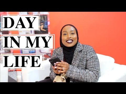 A DAY IN MY LIFE...COME TO WORK WITH ME! | Aysha Abdul