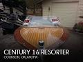 [SOLD] Used 1957 Century 16 Resorter in Cookson, Oklahoma