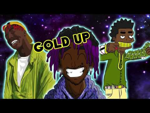 Lil Uzi Vert • Gold Up (Feat. Lil Yachty & Kodak Black) [NEW SONG 2017]