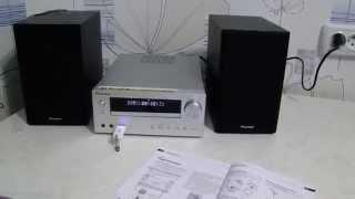 распаковка Pioneer X-HM11-S  Unboxing Pioneer X-HM11-S