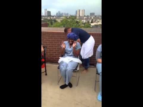 Ice Bucket Challenge Berkeley Eye Center Surgery Team