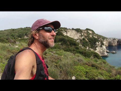 Exploring Beaches & Ruins on Paxi Island, Greece