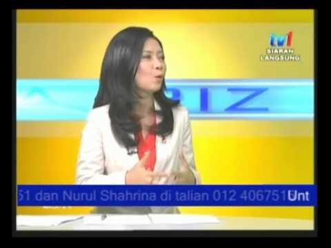 RTM- Temubual Biz Malaysia bersama Shahabudeen Jalil