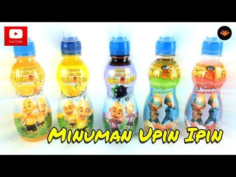 Video Khas - Botol Minuman Upin & Ipin [HD]