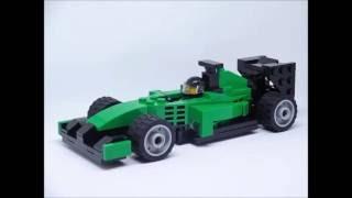 【自作レゴ】Lego F1 ケータハム CT05 小林可夢偉  Caterham
