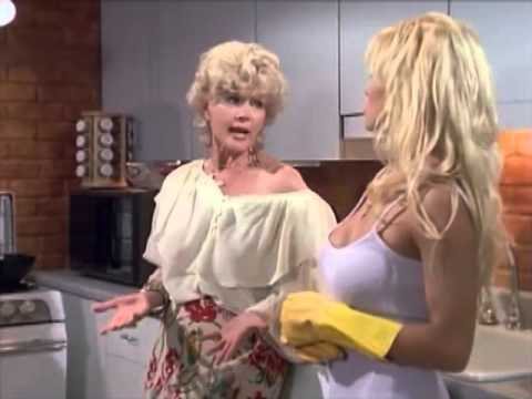Pamela Anderson In Yellow Rubber Household Gloves Youtube