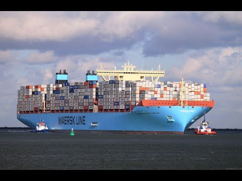 GIGANTIC CARGO SHIP - Discovery Documentary HD