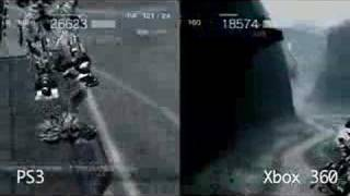 アーマードコア 4 Armored Core 4 PS3 VS XBOX360