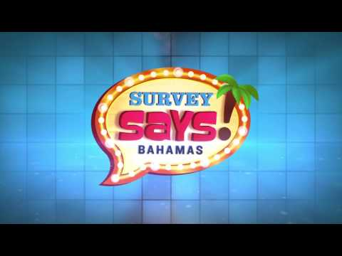 Survey Says Bahamas is coming in February!