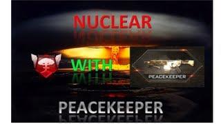 Black ops 2: Peacekeeper Nuclear (Hardcore Kill confirmed)