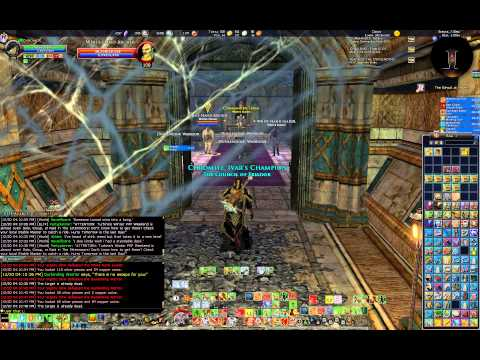 LOTRO Level 100 School of Tham Mirdain Challenge Hunter Solo
