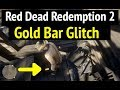 Red Dead Redemption 2: Unlimited Gold Trick (Infinite Gold Bar Duplication in RDR2)