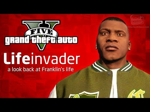 GTA 5 - A Look Back at Franklin's Life (Facebook Parody)