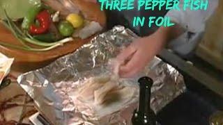Huntfishcook Fish In Foil