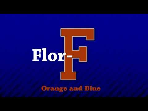 UF Fight Song with lyrics - HD
