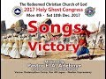 RCCG Holy Ghost Congress 2017 tagged; Songs of Victory
