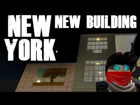 Ghetto Apartment!  Welcome To Bloxburg