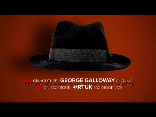 George Galloway - The Mother Of All Talkshows - Episode 9