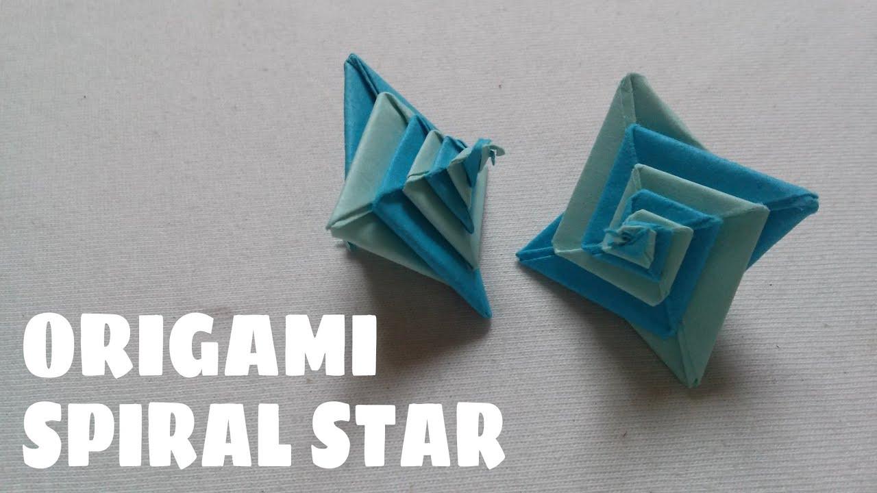Origami Crane Tutorial Video