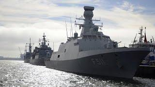 Turkish Navy / Türk Deniz Kuvvetleri 2016 HD