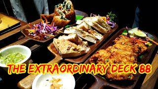 the Extraordinary Deck 88 @ The Astor Hotel  Review  Bite Fight