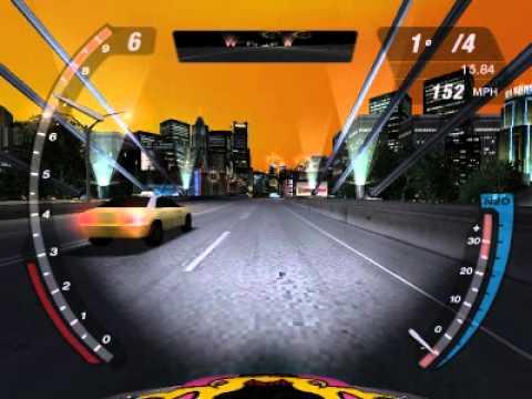Need For Speed Underground 2 ทดสอบรถแข่งความเร็ว-ของเกีย 1