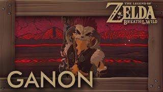 Zelda Breath of the Wild - How to Kill Ganon in 30 Seconds