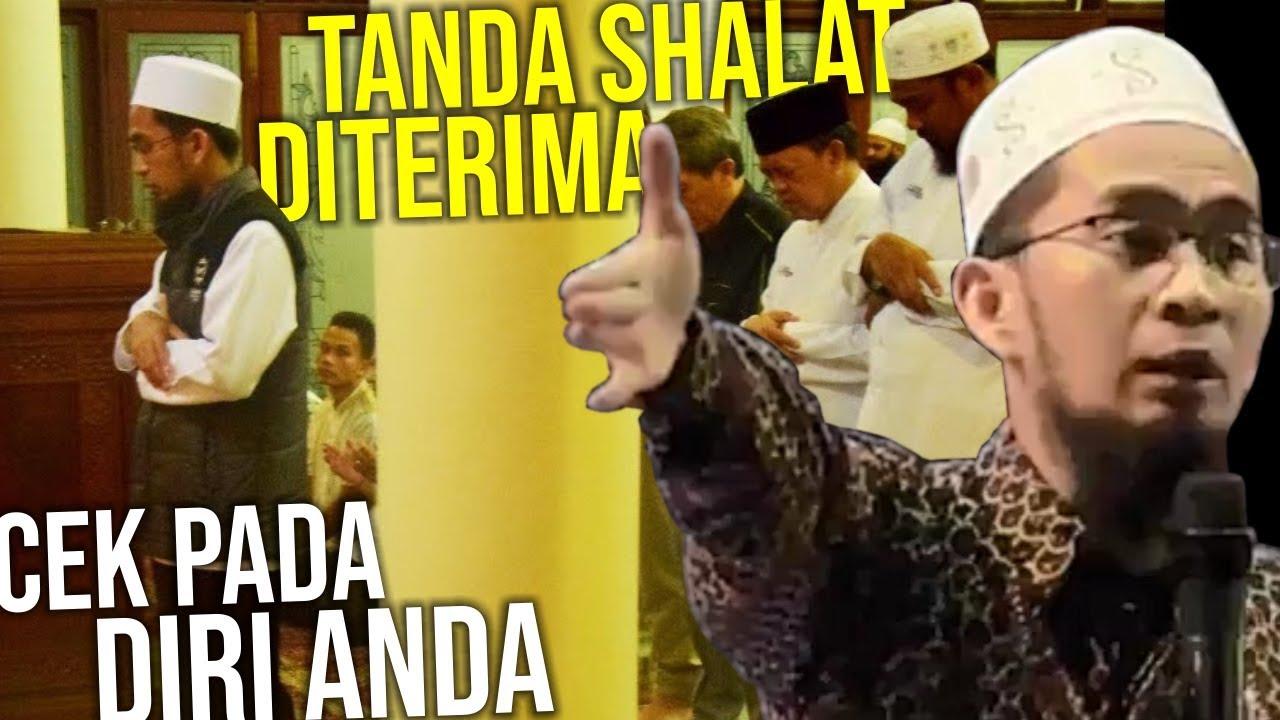 5 TANDA Shalat Diterima, NOMOR 3 Paling Sering Kita Alami – Ustadz Adi Hidayat LC MA :)=