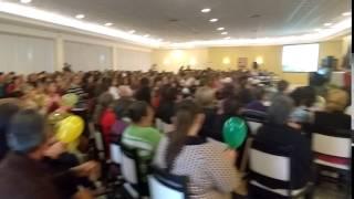 Palmas das Mulheres do Encontro Regional (Ainor Francisco Lotério)