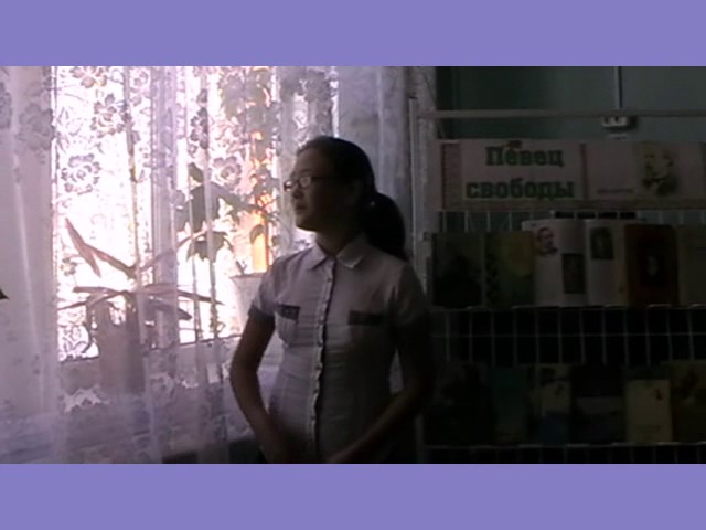 Изображение предпросмотра прочтения – РадаТимофеева читает произведение «Зимнее утро» А.С.Пушкина