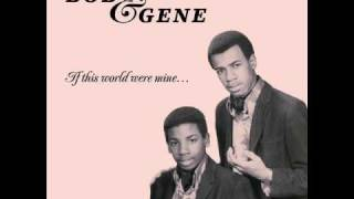 Bob & Gene - Gotta Find A Way (northern soul - 1967)